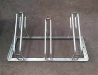 Mounted Bike Rack Cr23