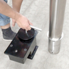 Manual Removable Bollard SS-RB08