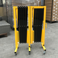 Expandable Barrier/Metal Expandable Barrier
