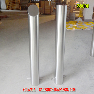 Metal Fixed Bollard Ss-Fb22
