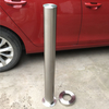 Stainless Steel Fixed Bollard Ss-Fb28 (Cover can be optional)