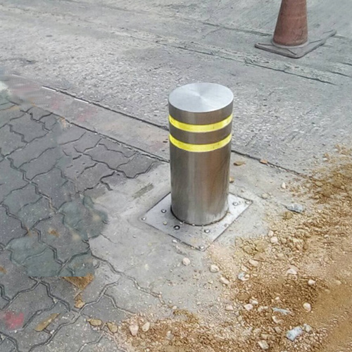 Semi-Automatic Rising Bollard pH300